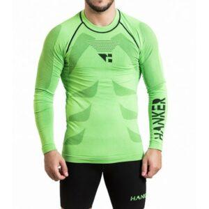 camiseta shin verde