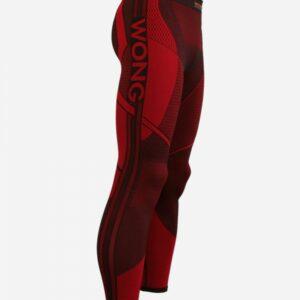 Malla larga wong rojo
