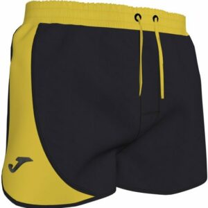 bañador de joma negro naranja www.kidsportcastro.com
