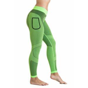 Malla larga mantra verde flavisport castro