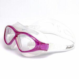 Gafa mascara rosa de leisis