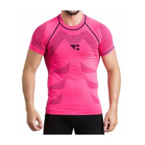 camiseta shiho rosa de hanker